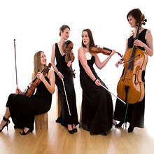 string quartets classical musicians for hire